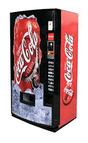 Coke Vending Machine Models Mesmerizing Vendo Model 48 48oz Can Machine Coke Sensation
