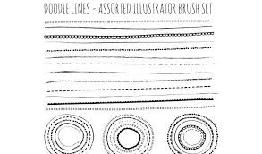 18 Free High Resolution Adobe Illustrator Brush Packs