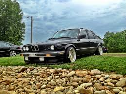 Clean, slammed E30 BMW 325. With extras and receipts! - R3VLimited ...