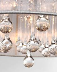 56 most fine drum crystal chandelier modern shape pedant light shade chrome black metal and luxurious