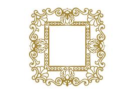 Vintage frame design png Retro Vintage Frame Design Creative Fabrica Vintage Frame Svg Cut File By Creative Fabrica Crafts Creative Fabrica