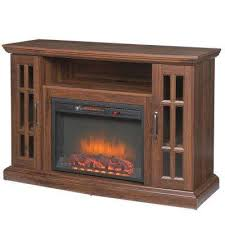 edenfield 48 in freestanding infrared electric fireplace tv stand