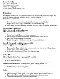 office clerk resume 16 free sample general office clerk resumes best resumes 2018