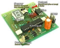 buy remote controlled fan speed regulator lowest cost in atmel avr based remote controlled fan regulator