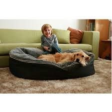 extra large pet beds. Contemporary Large Black Cushion Dog Beds Made Of Bean Bags By Ambient Lounge With Extra Large Pet Beds