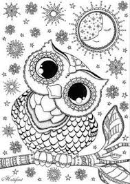 owl coloring pages for adults. Plain Owl Owl Coloring Page Intended Coloring Pages For Adults O