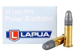 Endurance event bullet point biathlon the sprint stage rx for time: Lapua Polar Biathlon Ammo 22 Long Rifle 40 Grain Lead Round Nose 50 Rounds 14 61 9 99 S H On Firearms Gun Deals