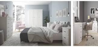 Perfect Hampshire White Bedroom