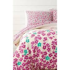 new vera bradley cascading fl comforter mini set full queen 3 pieces
