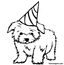 Small Picture dog color pages for kids kids coloring pages kids coloring and