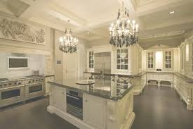 45 best ideas of kitchen island large crystal chandelier