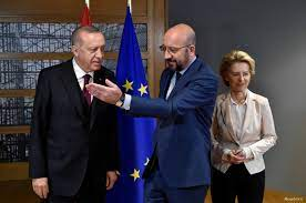 Turkey Demands More Support from EU, NATO Over Migrant Crisis