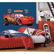 Race Car Room Decor Lightning Mcqueen Bedroom Decor Mark Cooper Re Also Awesome Disney