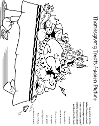 Small Picture Thanksgiving Search and Find Coloring Page crayolacom