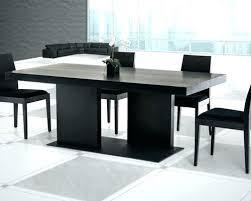 black marble dining table set modern image of cute plan cobalt oak tables room