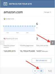 On the Dashboard, how do I view all of my sites? – Alexa Support