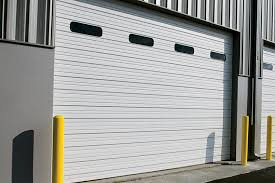 sectional steel door