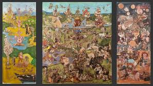 bosch the garden of earthly delights. Garden Of Earthly Delights Emily Erb. Emilyerb_gardenofearthlydelights Bosch The G
