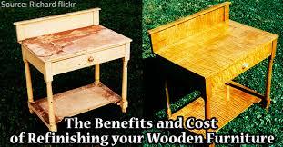 benefits of refinishing