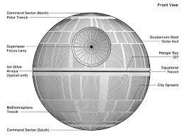 death star size image death star diagram jpg disney wiki fandom powered by wikia