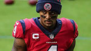 Houston Texans QB Deshaun Watson ...