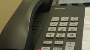 Nec Phone Blinking Red Light Annoyed At The Flashing Voice Mail Light