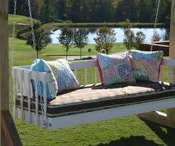... Large-size of Exquisite Outdoor Porch Bed Swing Design Image Together  With Full Image With ...