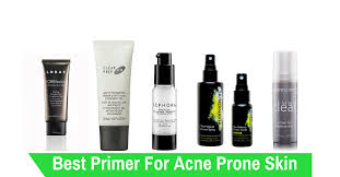 choosing the wrong beauty s can stir up unwanted acne problems makeup by chelsea narrows down the top primers of 2016 for acne e skin