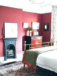 white and red bedroom – edocka