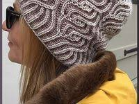 28 Best Вязание. <b>Шапки</b> images | Knitted hats, Crochet hats, Knitting