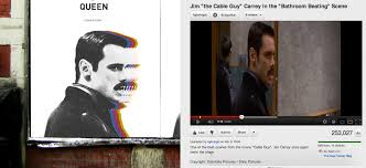 jim carrey as freddie mercury in queen movies confirmed
