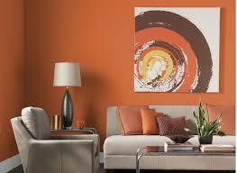 Orange Paint Living Room Living Room Paint Ideas Decor References