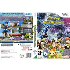 Nintendo Wii Game :Pokemon Battle Revolution