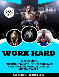 Personal Training Adverts Flyer Detail 2 - Dni America Flyer Gallery