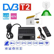 DVB HD 99 T2 Receiver Satellite Wifi Free Digital TV Box DVB T2 DVBT2 Tuner  DVB C IPTV M3u Youtube Russian Manual Set Top Box|Satellite TV Receiver