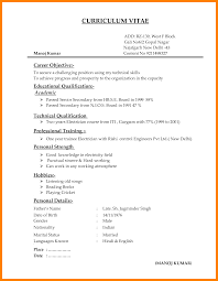 Technical Resume 100 Technical Skills Resume Example Informal Letters 75