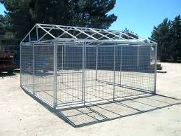 outdoor dog kennels at tractor supply pens kennel covers provide