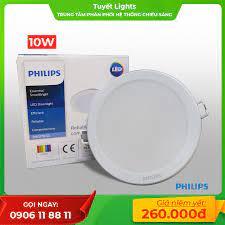 Âm trần Philips Essential / 7W – Tuyết Lights