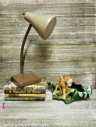 Vintage lighting mid century modern Danish Modern Find The Perfect Piece Attic Dc Vintage Desk Lamp Industrial Gooseneck Desk Lamp Mid Century