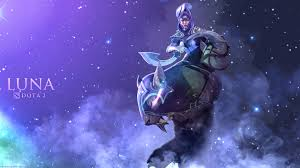 update dota 2 updated icons as well as the effect set to luna