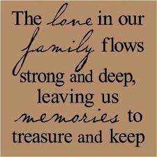 Quotes About Family And Love Enchanting 48 Short And Inspirational Family Quotes With Images Chalkboard