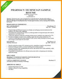 cv pharmacy resume for pharmacy technician resume pharmacy tech with no