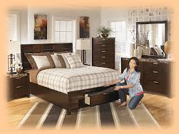 Bedroom Sets and Items at the Furniture Warehouse Showroom