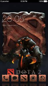 download dota 2 theme for your android phone clauncher