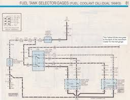 i have an 87 ford f350 my fuel gage quit working i checked let me know if you need any help figuring out the diagram or anything else