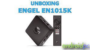 Engel EN1015K Android TV 4K UHD - Dura competencia para el Mi Box S - Perú  Hardware