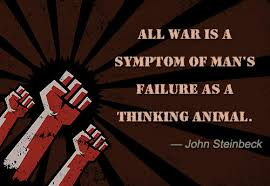 40 Poignant And Thoughtprovoking Quotes About War You Must Read New Quotes On War