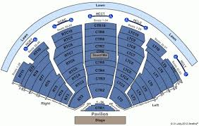 Pine Knob Seating Chart 11 Ageless Dte Energy Theater Seating