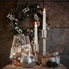 delights lighting. Transform Glass Jars And Tapered Vases Into Festive Delights By Adding Various Sized Baubles Twinkling Lighting A