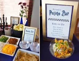 baked potato bar display. Wonderful Display SONY DSC For Baked Potato Bar Display